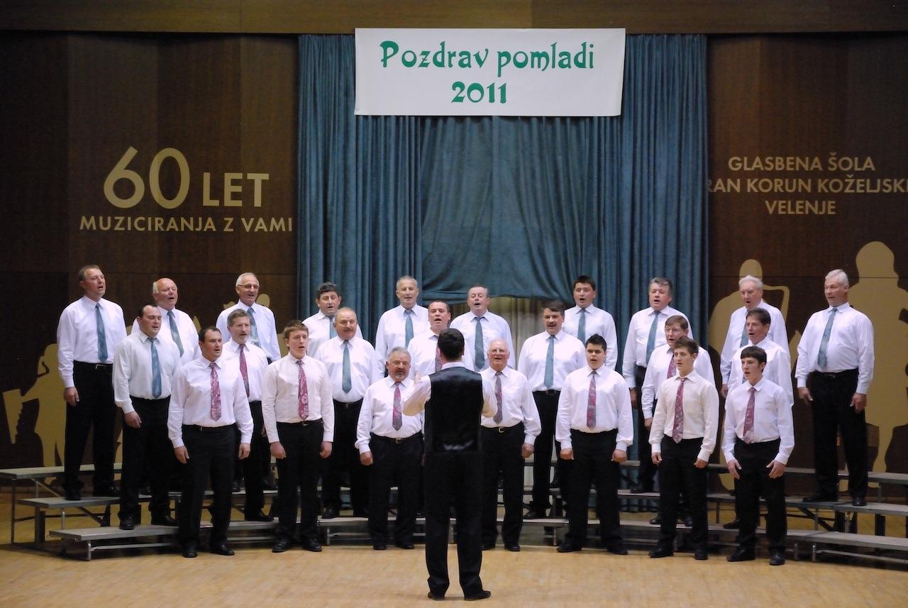 Moški pevski zbor Franc Klančnik
