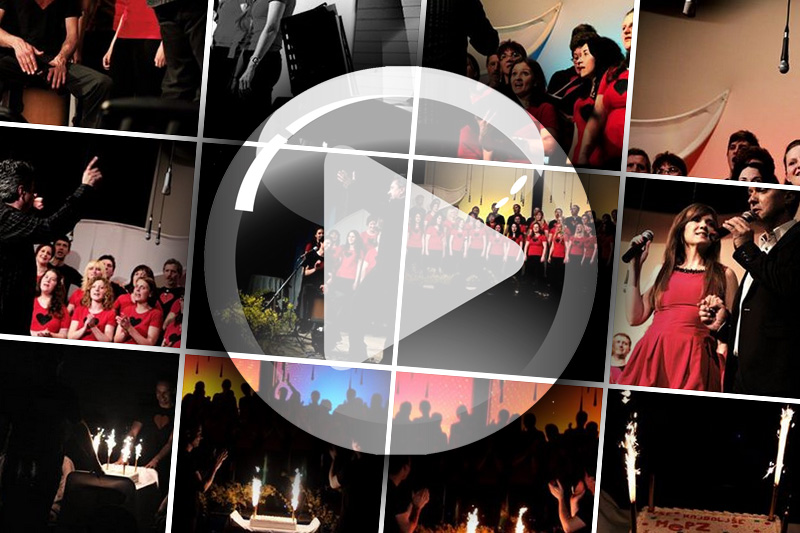 Fotogalerija: Koncert ob 15-letnici