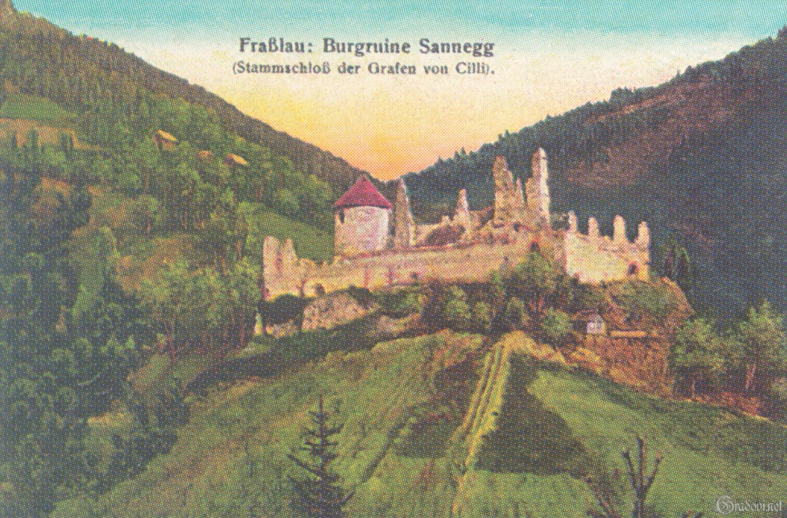 Stara razglednica (1910)